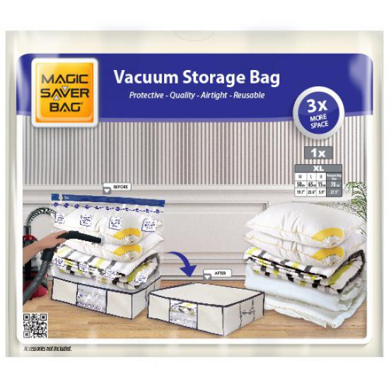 Magic Saver Bag Tekli Çantalı Hurç